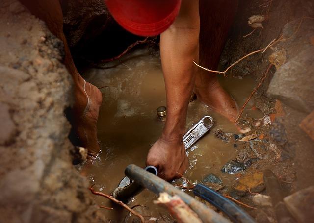 Que faire si vous trouvez une fuite d'eau