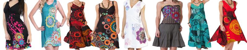 Les particularités des articles proposés par les boutiques de vêtements ethniques bohèmes